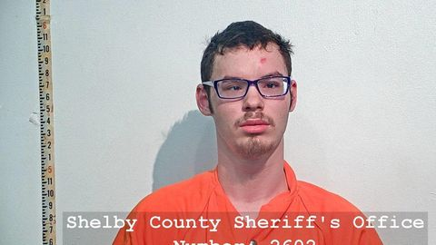Alexander Nathan Barter wurde verhaftet