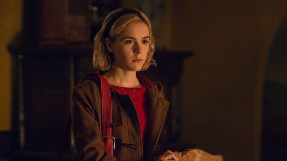 """""""Chilling Adventures of Sabrina"""" auf Netflix"""