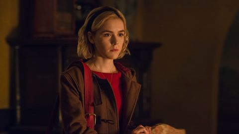 """Chilling Adventures of Sabrina"" auf Netflix"