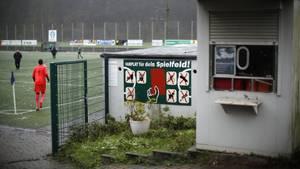 Ein Spiel in der Kreisliga (Symbolbild)