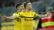 Der BVB brauchte gegen Union Berlin im DFB-Pokal 120 Minuten für den gewünschten Erfolg