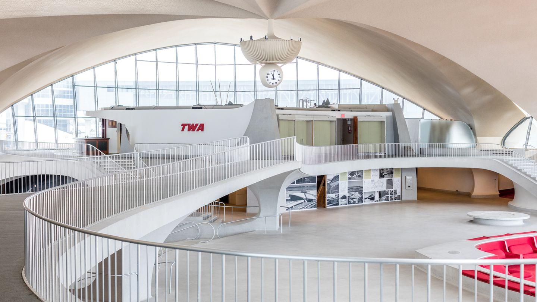 Nach Angaben derInvestoren wird das ehemalige Terminal die größte Hotel-Lobby der Welt werden.