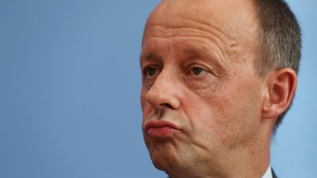 Friedrich Merz könnte als CDU-Chef der AfD weh tun