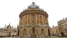 Ein Gebäude der Universität von Oxford
