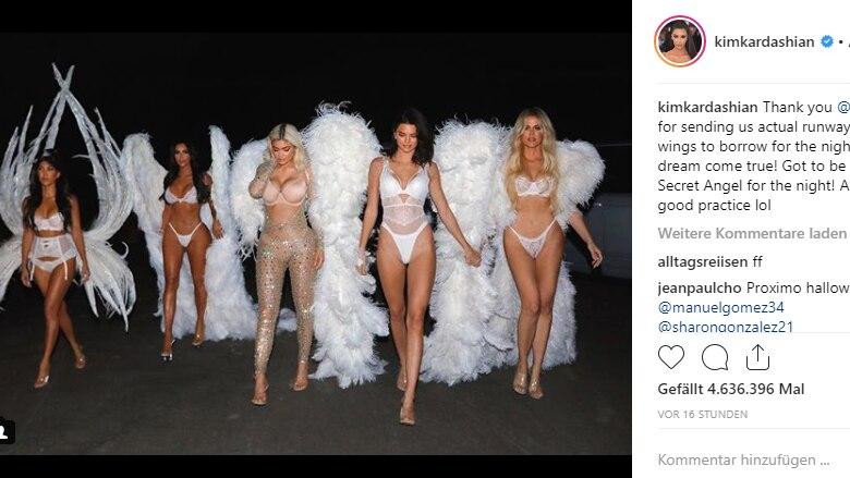 Halloween Kardashians
