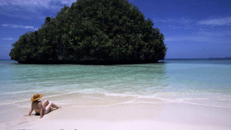 Sonnencreme-Verbot auf Palau