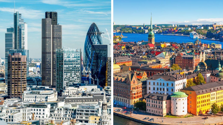 Städte-Ranking: Wie nachhaltig ist die Stadtplanung? London udn Stockholm führen das internationale Ranking an.