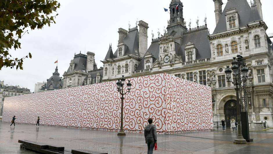 Furoshiki in Paris