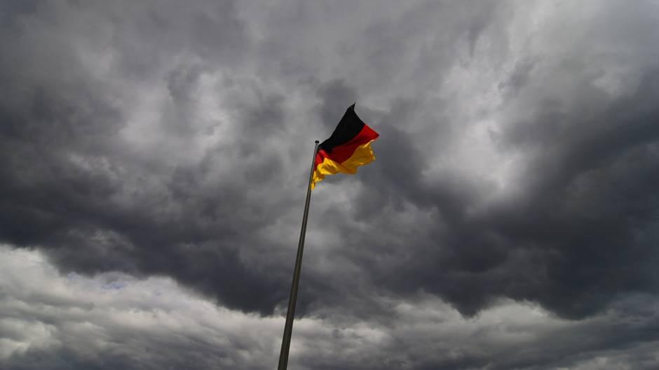 Deutschland in der Krise?Die Demokratie braucht einen Marshallplan.