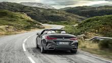 BMW M850i Cabrio 2019 - der Achtzylinder dürfte rund 135.000 Euro kosten