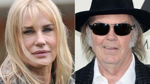 Neil Young und Daryl