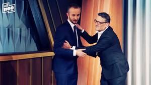 """Jan Böhmermann und Ralf Kabelka im """"Neo Magazin Royale"""""""