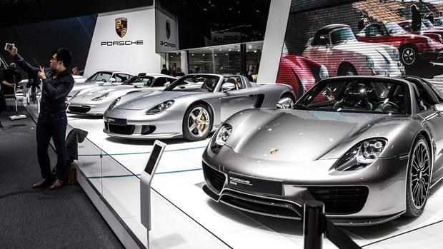 Sportwagenbauer Porsche will von einem Verbot vonKlappenauspuffanlagen nichts wissen