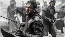 Jon Snow hat einen schweren Stand in der Schlacht der Bastarde.