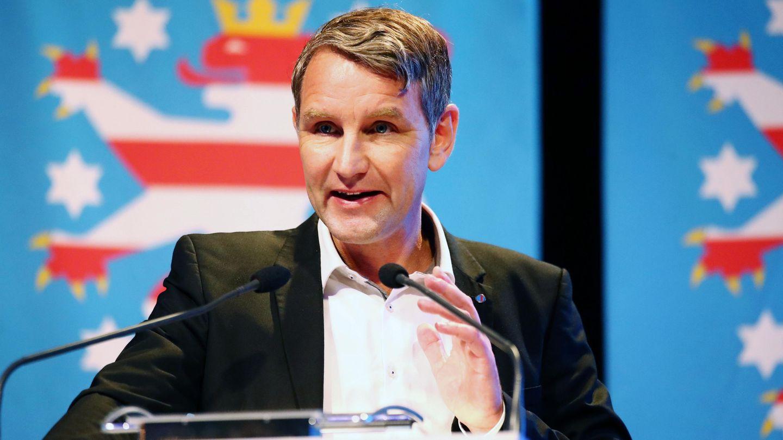Björn Höcke beim Parteitag der AfD Thüringen
