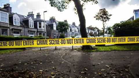 Die Polizei hatte wenig Mühe, die schreckliche Tat aufzuklären(Symbolfoto)