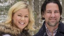 Kelley Clayton und ihr Mann Thomas