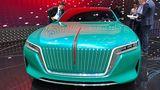 Hongqi Coupe Concept auf der Auto China 2018