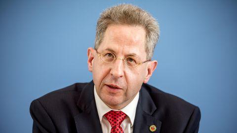 Verfassungsschutzchef Hans-Georg Maaßen wird nun wohl doch nicht ins Innenministerium versetzt