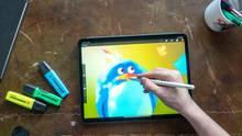 Das iPad Pro ist vor allem ein Arbeitsgerät für Kreative.