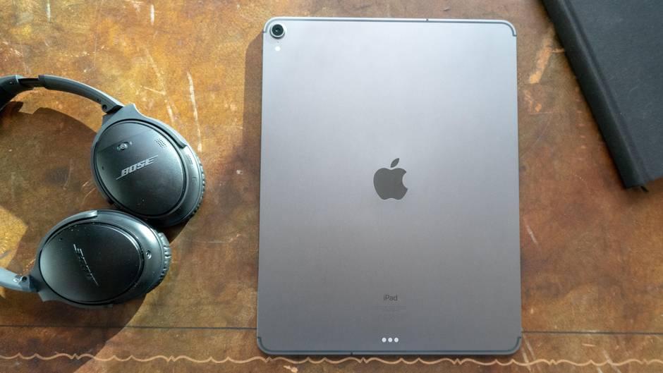Der Look des iPad Pro hat sich stark verändert.