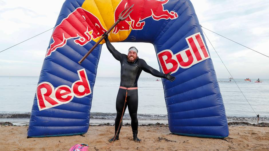 Großbritannien - Schwimmer - Ross Edgley