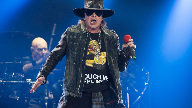 """""""Guns N' Roses""""-Frontmann Axl Rose twittert gegen Donald Trump"""