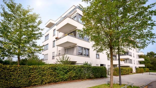 Neubau-Immobilie (Symbolbild)