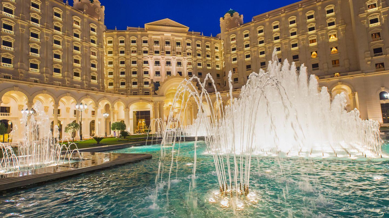 Ritz Carlton in Riad