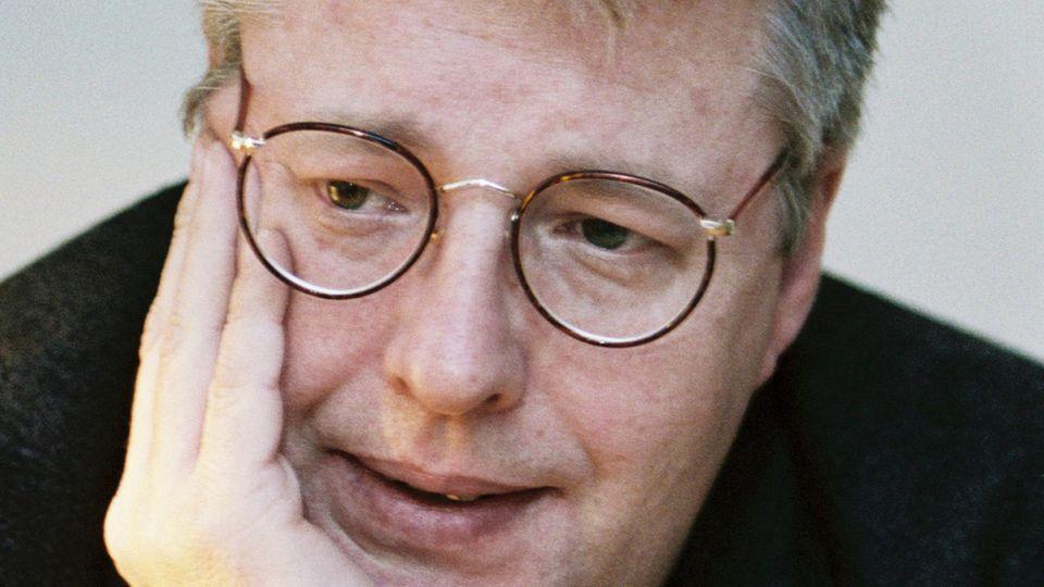 Der Autor Stieg Larsson
