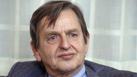 Die Tat traumatisierte ein Land: Ministerpräsident Olof Palme wurde im Februar 1986 auf offener Straße erschossen