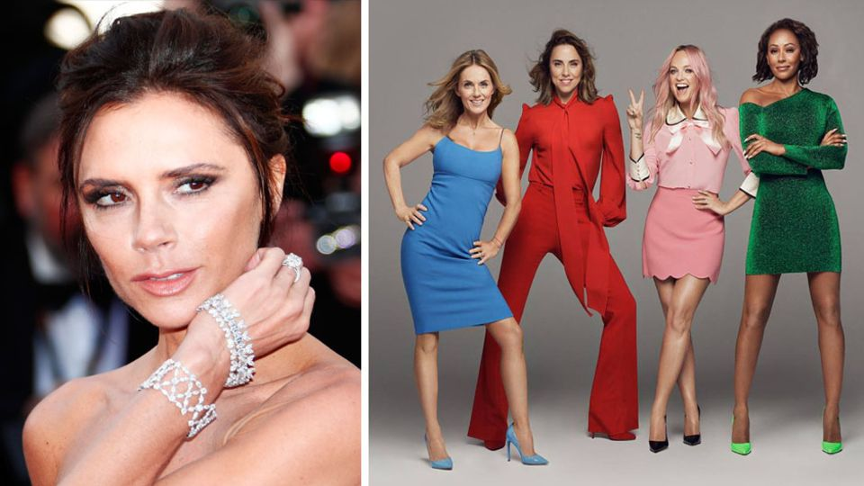 Victoria Beckham Spice Girls