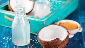 Kokosnusswasser