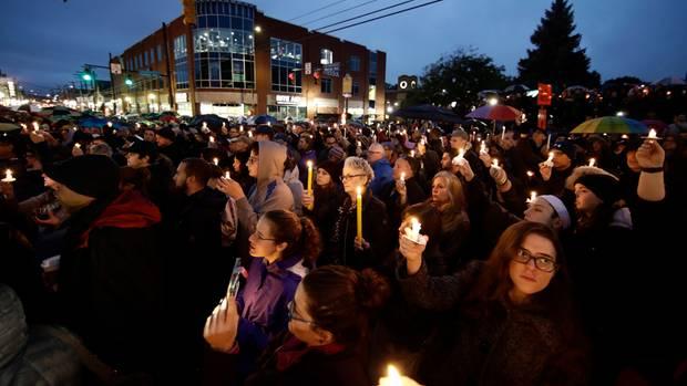 Gedenken an Synagogen-Anschlag