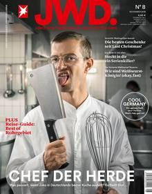 Magazintitel JWD Heft 8