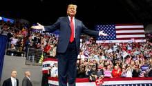 Was den USA blühen könnte, sollten Donald Trumps Republikaner bei den Kongresswahlen siegen