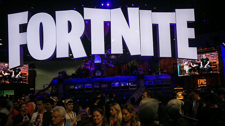 Präsentation des Spiels Fortnite