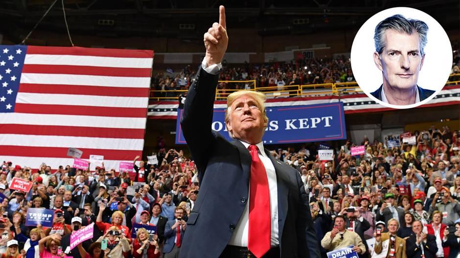 Kommentar zu den Midterms: stern-Journalist Andreas Petzold: Nicht einfach nur Wahlen, es geht um die Zukunft der USA