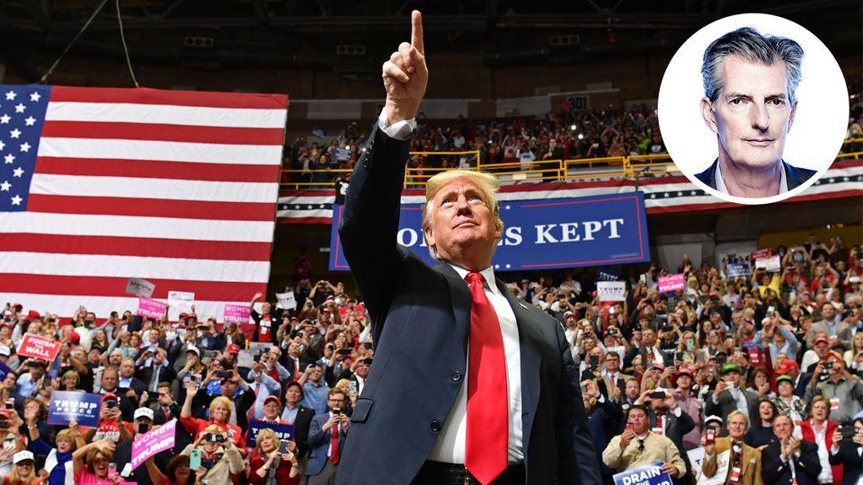 Kongresswahlen: Ein Stück Vergangenheitsbewältigung - die Demokraten werden Trump zur Rechenschaft ziehen