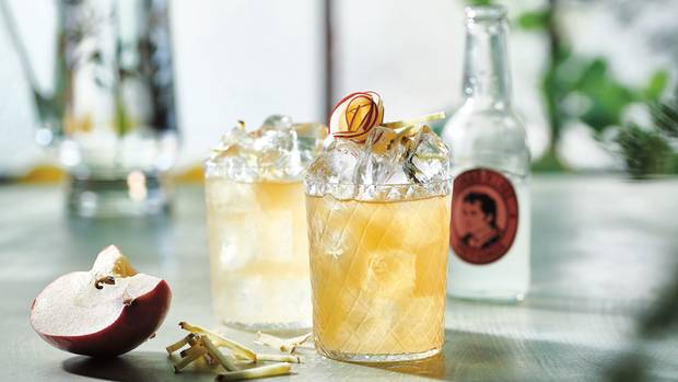 Die deutsche Tonic-Marke Thomas Henry hat mittlerweile ihren Platz in vielen Bars gefunden.