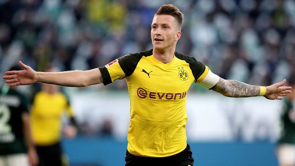 In der Form seines Lebens: BVB-Kapitän Marco Reus hat in dieser Saison mehr Torbeteiligungen als Spiele