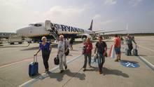 Die Billigfluglinie Ryanair hatdie Regelungen fürs Handgepäck verschärft