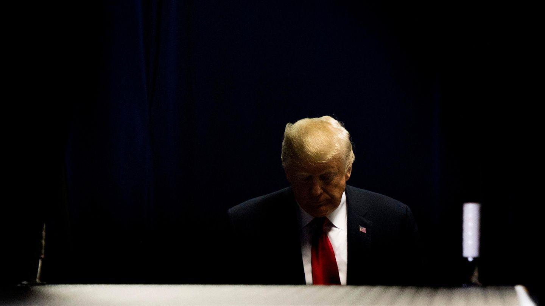Auf Donald Trump könnten nach dem Verlust des Repräsentantenhauses dunkle Zeiten zukommen