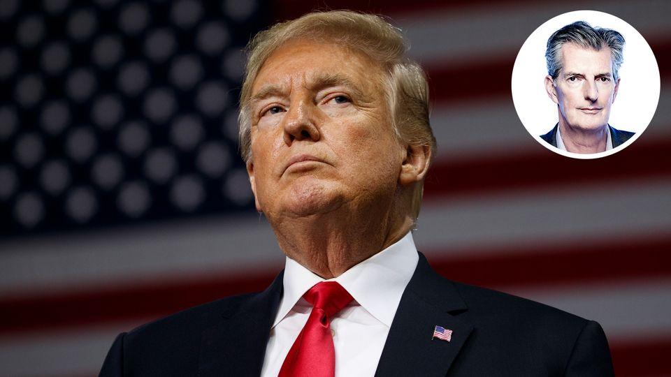 Zwischenwahlen in den USA: Andreas Petzold: Warum das Wahlergebnis Donald Trump jetzt noch gefährlicher macht