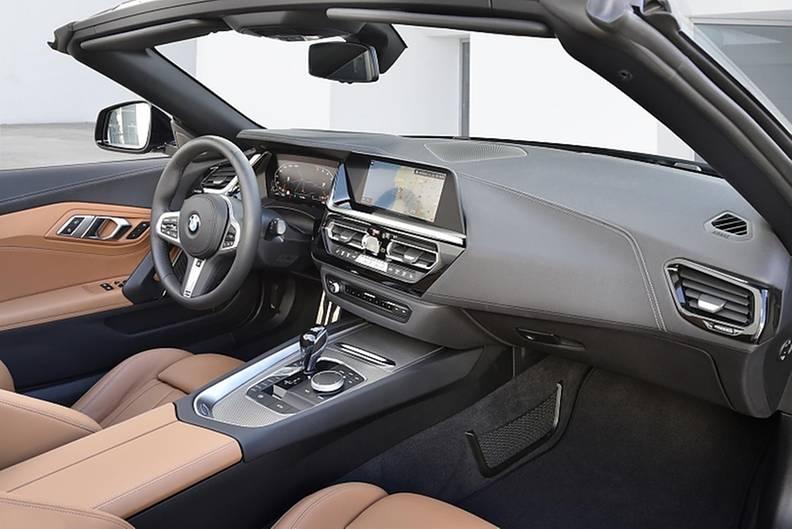 Neuer Bmw Z4 Viel Luxus Fur Einen Roadster Stern De