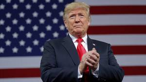 US-Präsident Donald Trumphatte sich zur Mobilisierung seiner Anhängerschaft im Wahlkampf massiv ins Zeug gelegt und allein in den letzten sechs Tagen vor der Wahl elf Wahlkampfauftritte absolviert.