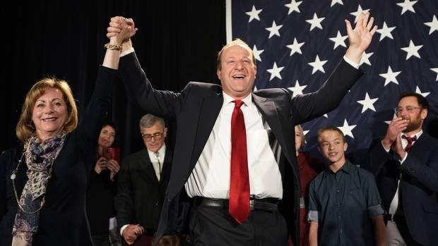 Jared Polis ist der erste homosexuelle Gouverneur in den USA