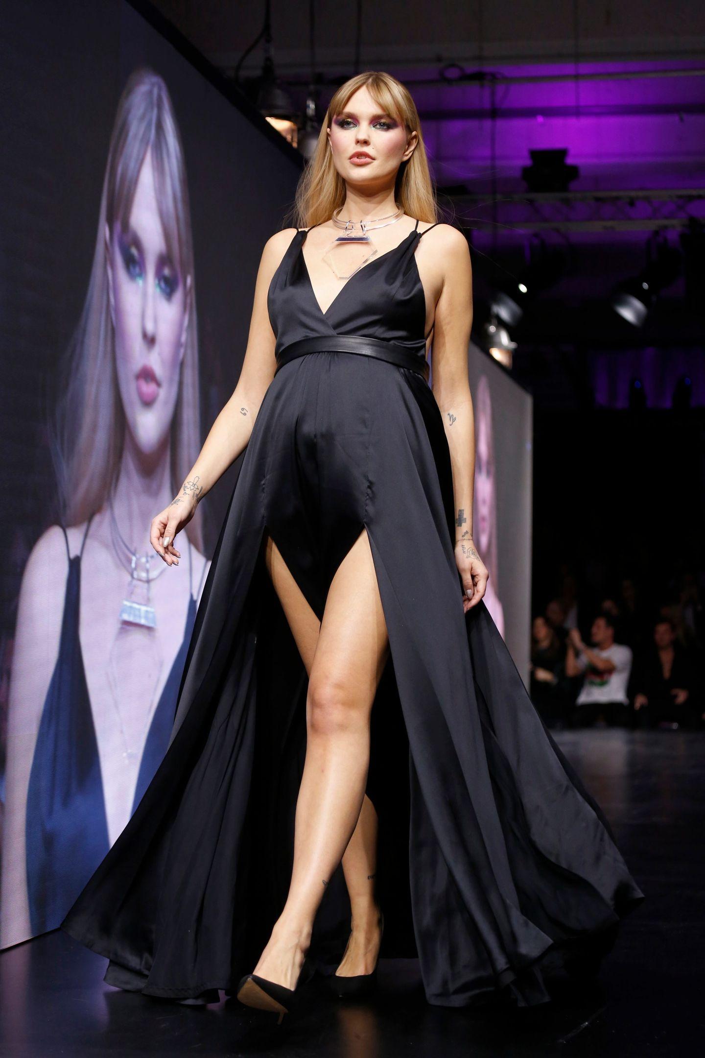 Bonnie Strange: Model zeigt sich nackt im neuen Playboy