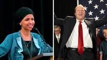 Ilhan Omar und Jared Polis sorgen bei den Midterms in den USA für eine kleine Sensation