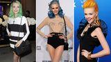 Ob grün, blau, rot oder orange: Es gibt kaum eine Haarfarbe, die Bonnie Strange noch nicht ausprobierthat. Inzwischen hat sich die gebürtige Russin aber offenbar festgelegt: Seit Längerem trägt sie helles Blond.
